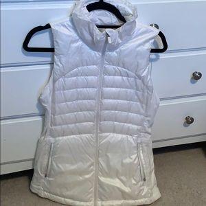 Lulu Lemon White Vest